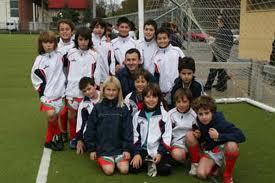 Gorliz C 2008-2009 - Fútbol 7 escolar - Alevín